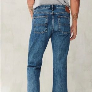 Lucky Brand jeans.